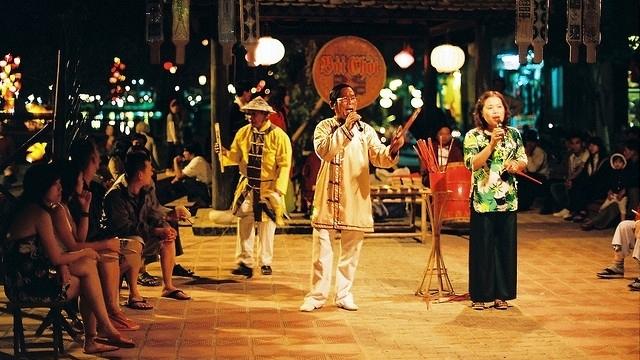 Les activités de divertissement nocturne seront rouvertes à Hoi An