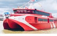 Mise en service du navire express Ca Mau - Nam Du - Phu Quoc