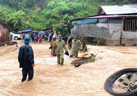 Catastrophes naturelles: des pertes économiques estimées à 4.000 milliards de dôngs en 7 mois