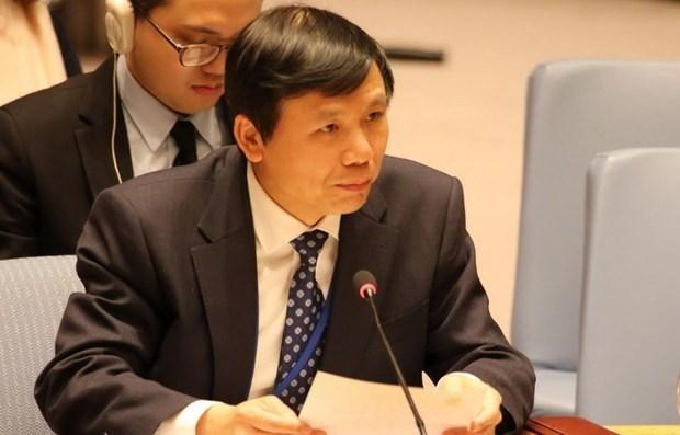Le Vietnam réaffirme son soutien constant à l