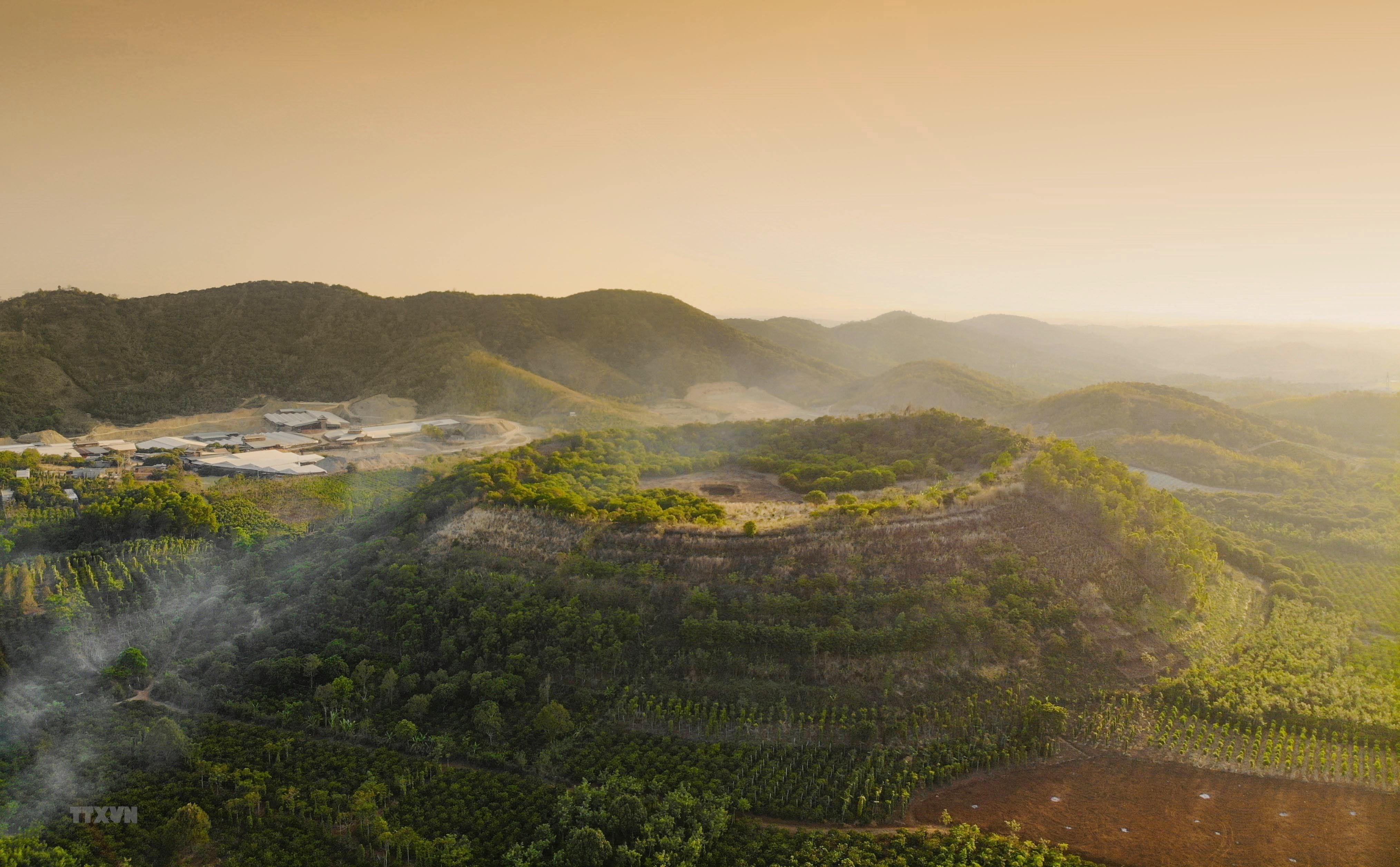 Le parc géologique de Dak Nong reconnu géoparc mondial par l'UNESCO