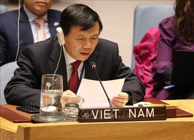 Libye-ONU: Le Vietnam appelle à reprendre les négociations de paix
