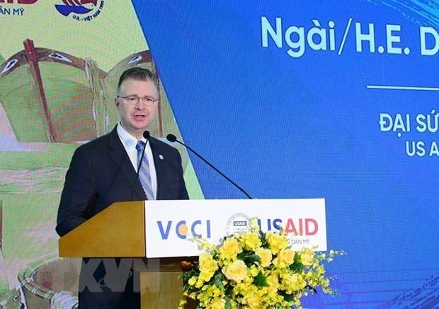 L'ambassadeur américain salue les 25 ans de relations bilatérales