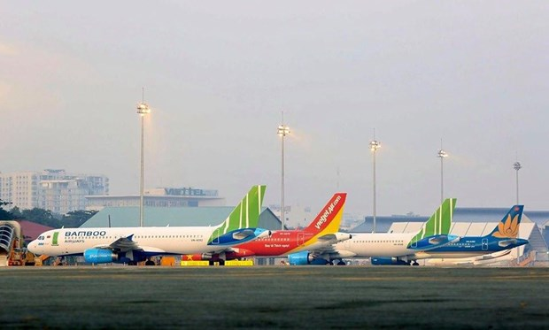 Bamboo Airways, la plus ponctuelle des compagnies aériennes vietnamiennes au premier semestre
