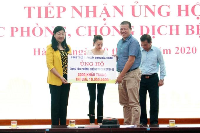 Hanoï: Plus de 900 millions de dongs de dons pour la lutte contre le COVID-19