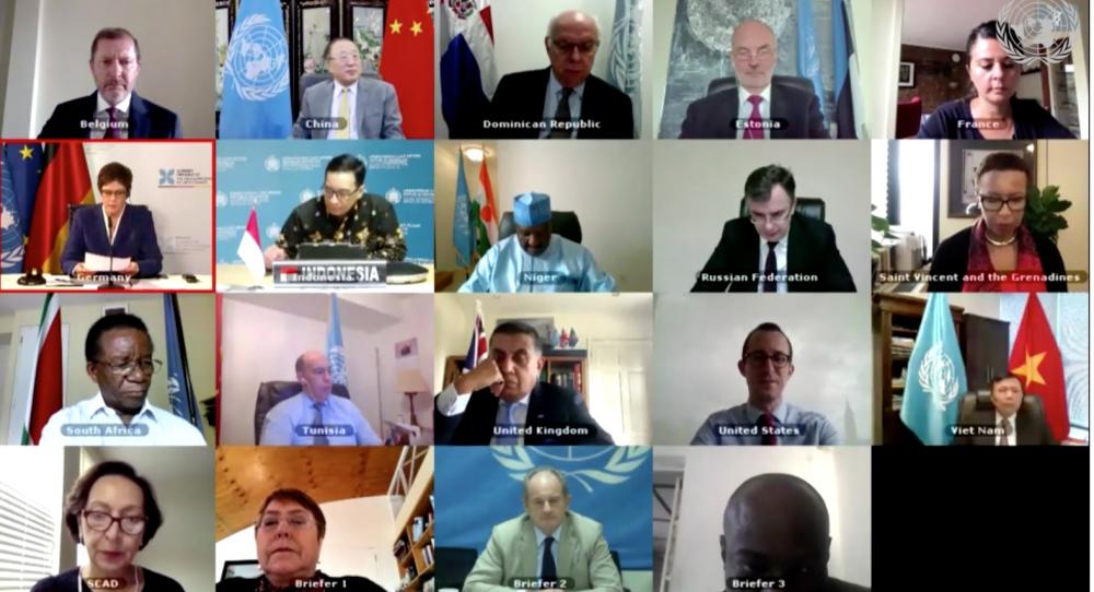 Le Vietnam rejoint le débat public du CSNU sur les opérations de paix et les droits de l'homme
