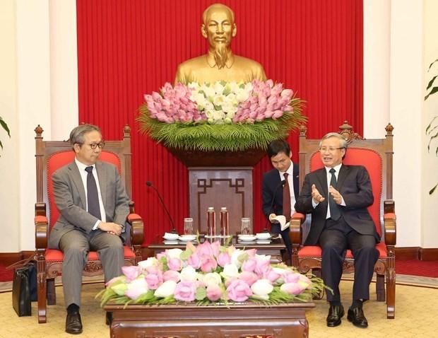 Vietnam et Japon intensifient leur partenariat stratégique approfondi dans un nouveau contexte