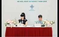 Un mannequin international participe à promouvoir le tourisme vietnamien
