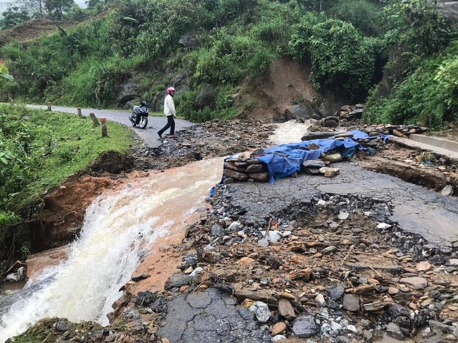 1er semestre: les catastrophes naturelles provoquent de lourds dégâts