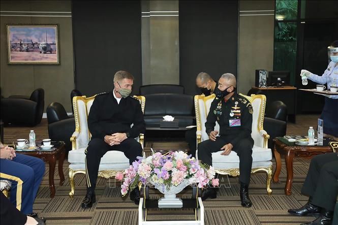 Les États-Unis et la Thaïlande signent une «Déclaration de vision stratégique»