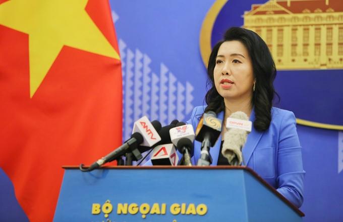 Mer Orientale: le Vietnam salue les positions des pays conformes au droit international