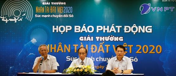 TI: Lancement des prix Talents du Vietnam 2020 à Hanoï