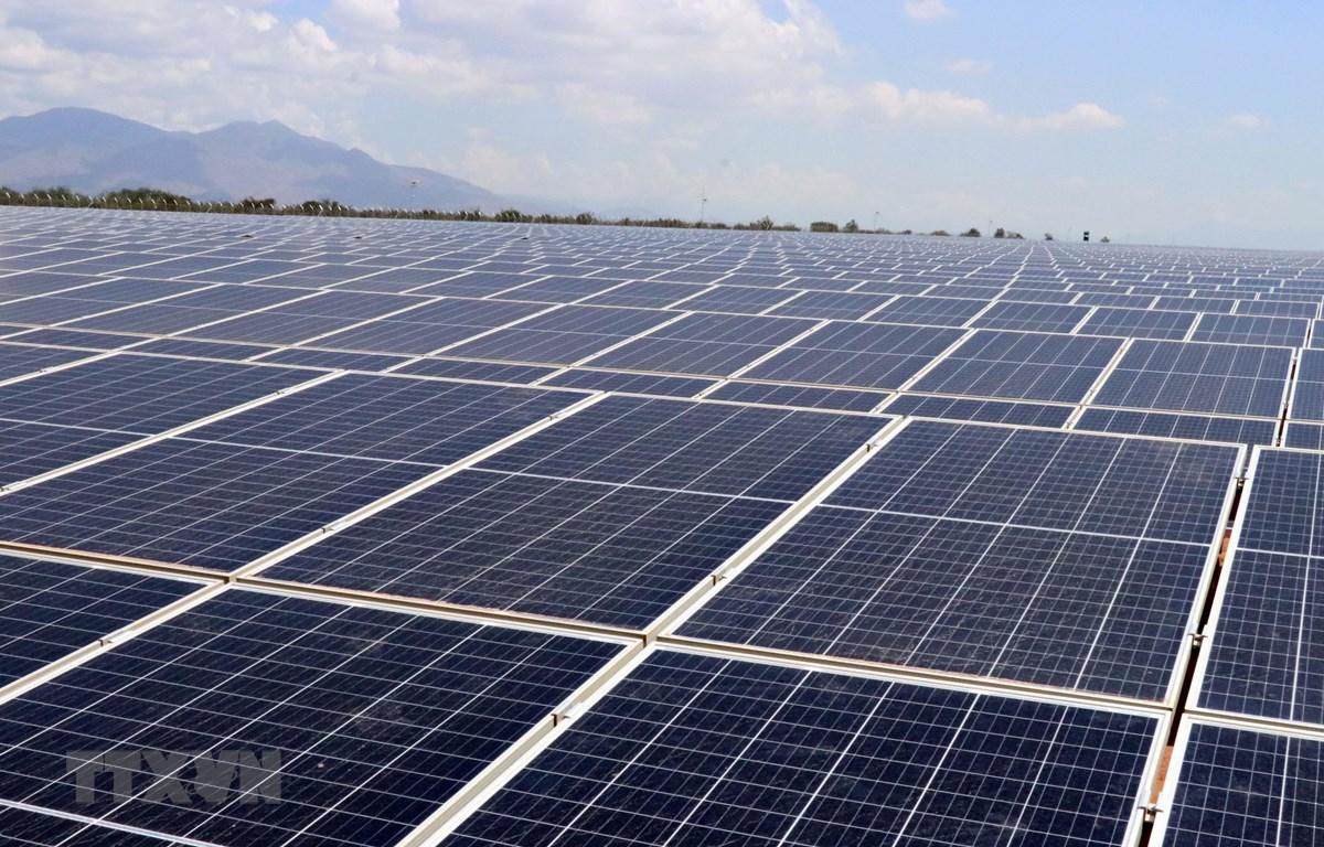 Ninh Thuân: Inauguration de la centrale solaire photovoltaïque Solar Farm Nhon Hai-Ninh Thuan