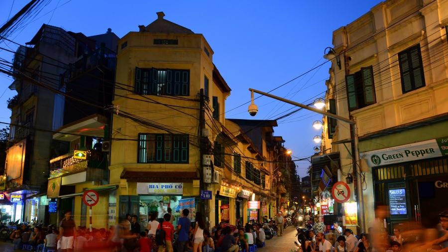 Quatre expériences nocturnes à découvrir à Hanoï