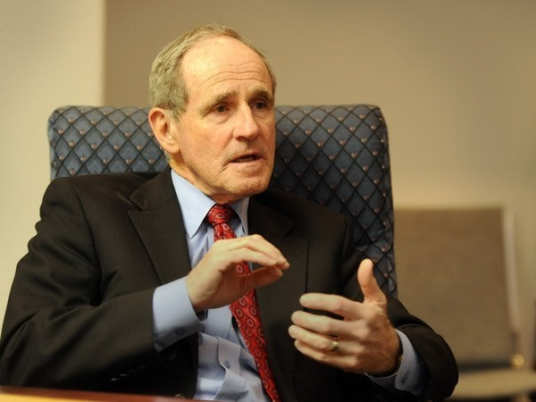 Un sénateur américain s'attend à une consolidation des relations Vietnam-Etats-Unis