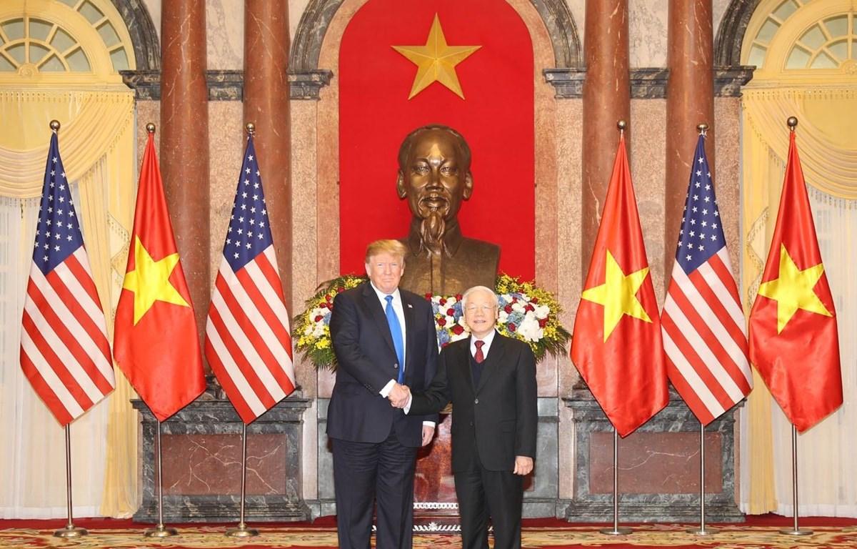 Le Stimson Center organisera une visioconférence sur les relations vietnamo-américaines