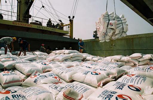 6 mois : Croissance exceptionnelle des exportations vietnamiennes de riz en France