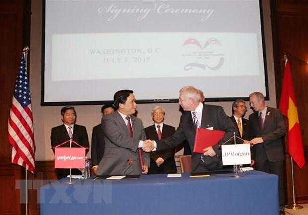 Vietnam et Etats-Unis célèbrent cette année le 25e anniversaire de leurs relations diplomatiques