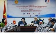 Chercher des moyens pour les entreprises du Vietnam et de la France de profiter de l