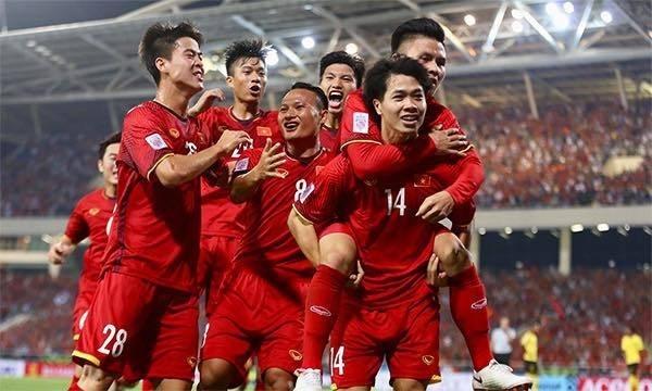 Le Vietnam est toujours au top sud-est asiatique du classement FIFA