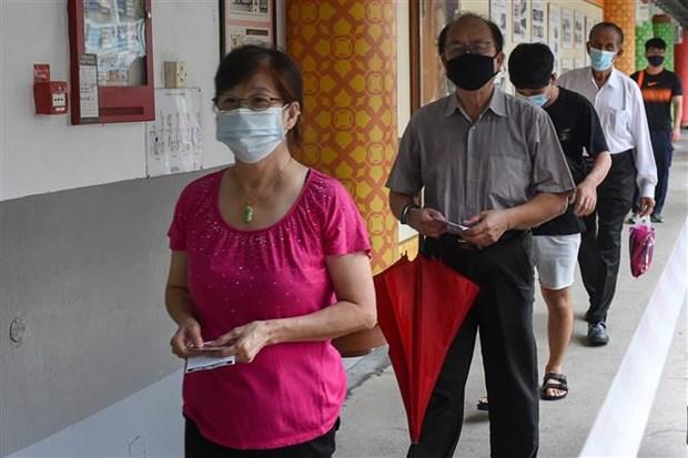 Singapour : les élections générales commencent