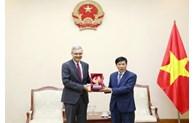 La France souhaite promouvoir sa coopération avec le Vietnam en matière de sport