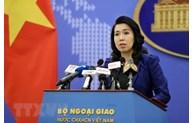 Les opérations à l'archipel de Truong Sa sans autorisation du Vietnam ne sont pas valides
