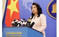 Le Vietnam appelle à contribuer au maintien de la paix et la stabilité en Mer Orientale