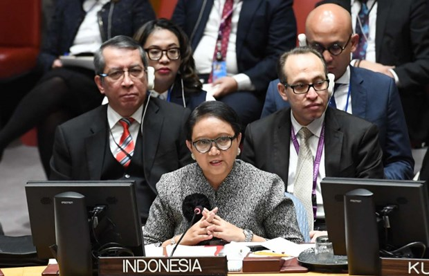Conseil de sécurité: l'Indonésie appelle à maintenir la paix pendant la pandémie de COVID-19