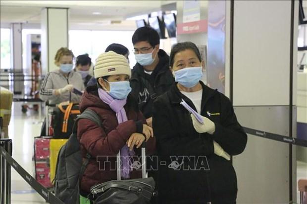 Coronavirus: Rapatriement de plus de 340 Vietnamiens d'Australie