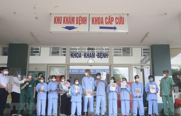 COVID-19: 5 patients de Da Nang ont été guéris