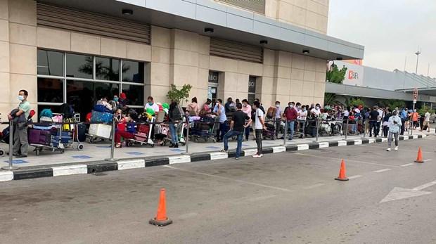 Rapatriement de plus de 340 citoyens vietnamiens d'Angola
