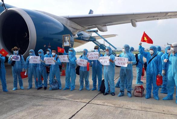 COVID-19: plus de 21.000 Vietnamiens ont été rapatriés de plus de 50 pays et territoires