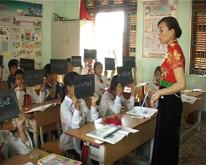 Honorer les enseignants issus d'ethnies minoritaires
