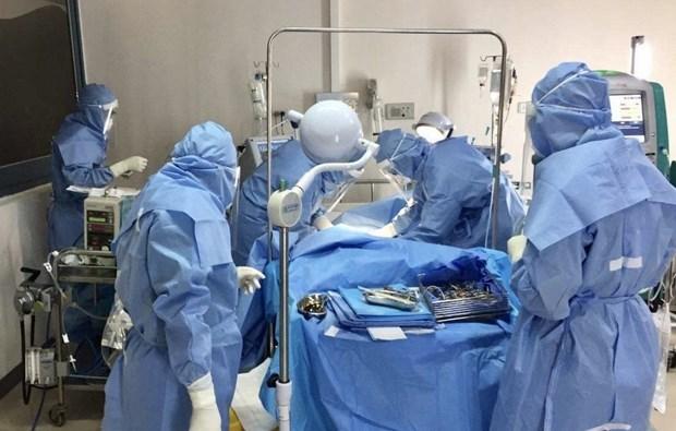 L'AIA soutient les agents de santé dans la lutte anticorinavirus