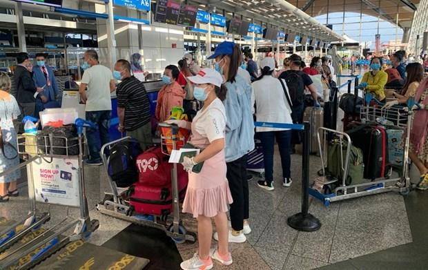 Coronavirus: Rapatriement de près de 240 Vietnamiens de Malaisie