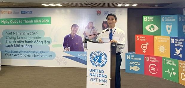 Le Vietnam célèbre la Journée internationale de la jeunesse 2020