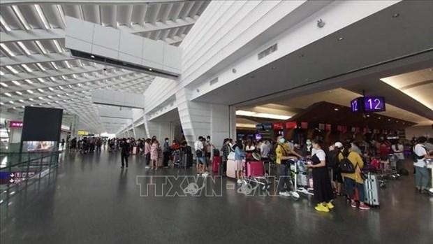 Des citoyens vietnamiens à Taïwan (Chine ) et à Singapour rapatriés