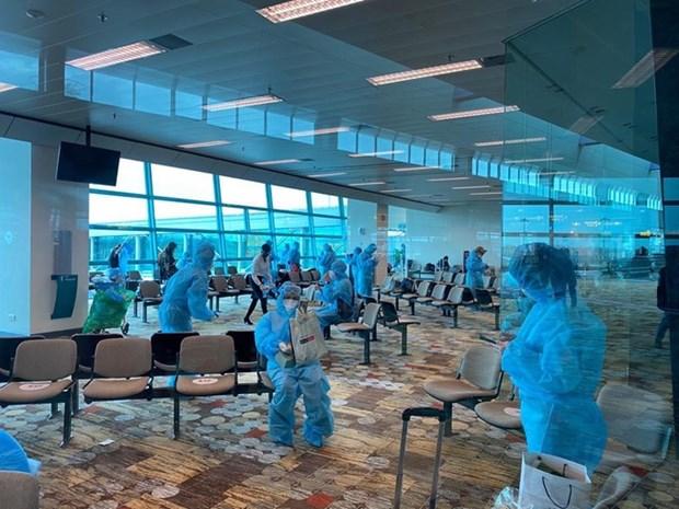 COVID-19: rapatriement plus de 240 citoyens vietnamiens de Singapour