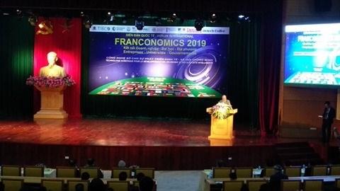 """Les """"smart-up"""" à l'étude aux Franconomics 2020Les """"smart-up"""" à l'étude aux Franconomics 2020"""