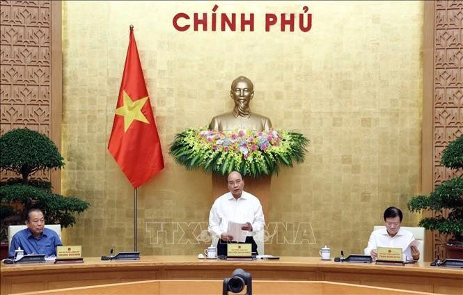 Le Premier ministre préside une réunion du gouvernement sur des projets de loi