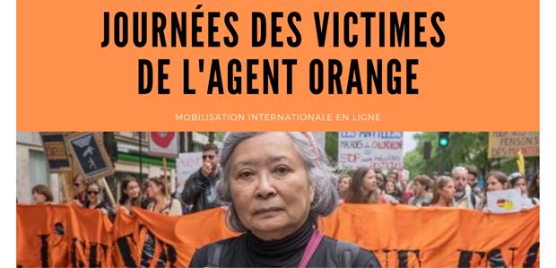Agent organe/dioxine: des jeunes Viet Kieu en France soutiennent les victimes vietnamiennes