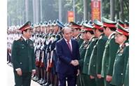 L'Etat-major général de l'Armée fête ses 75 ans en présence du Premier ministre