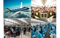 COVID-19: plus de 350 citoyens vietnamiens rapatriés des États-Unis et du Japon