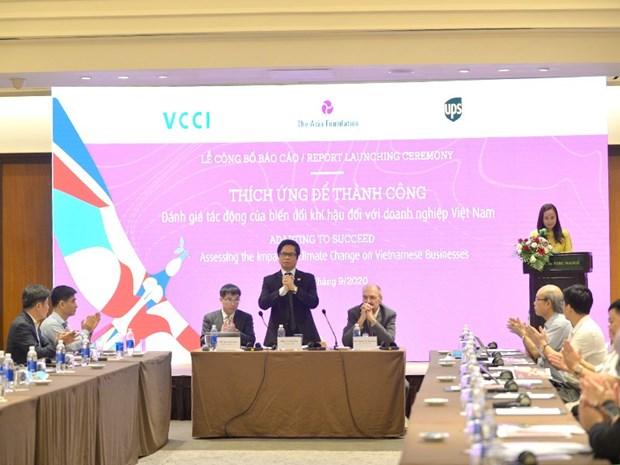 Le changement climatique oblige les entreprises vietnamiennes à se restructurer