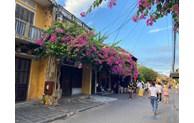 Des destinations touristiques à Hoi An accueillent de nouveau des touristes