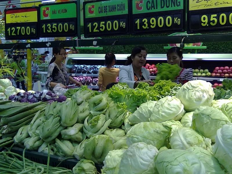 Opportunités de présentation des marchandises dans les supermarchés de Ho Chi Minh-Ville