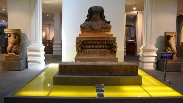 Da Nang propose une visite virtuelle des sculptures du Champa grâce à la numérisation 3D