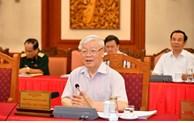 Le Politburo travaille à la préparation du Congrès des Comités du Parti relevant du Comité central
