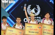 Une lycéenne de Ninh Binh remporte le concours Olympia 2020